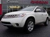 2007 Glacier Pearl White Nissan Murano S #20731765