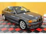 2001 Steel Grey Metallic BMW 3 Series 330i Coupe #20734255