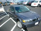 2003 Steel Grey Metallic BMW 3 Series 325xi Sedan #20728411