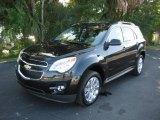 2010 Black Granite Metallic Chevrolet Equinox LT #20724312