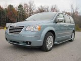 2010 Clearwater Blue Pearl Chrysler Town & Country Limited #20737581