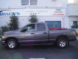 2003 Graphite Metallic Dodge Ram 1500 ST Quad Cab #20720966