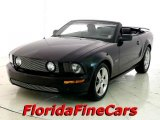 2006 Black Ford Mustang GT Premium Convertible #20725100
