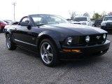 2006 Black Ford Mustang V6 Premium Convertible #20718711