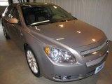 2008 Dark Gray Metallic Chevrolet Malibu LTZ Sedan #20734812