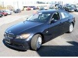 2006 Monaco Blue Metallic BMW 3 Series 325xi Sedan #20717121