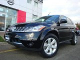 2006 Super Black Nissan Murano S AWD #20732404
