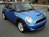 2007 Laser Blue Metallic Mini Cooper S Hardtop #20720339