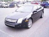 2008 Black Ebony Ford Fusion SE #20739321