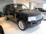 2006 Buckingham Blue Metallic Land Rover Range Rover Supercharged #20721066