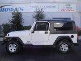 2006 Stone White Jeep Wrangler Unlimited 4x4 #20720976