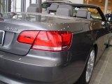 2009 Space Grey Metallic BMW 3 Series 328i Convertible #20807952
