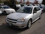 2005 Galaxy Silver Metallic Chevrolet Malibu Maxx LT Wagon #20797553