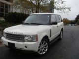 2007 Chawton White Land Rover Range Rover Supercharged #20806057