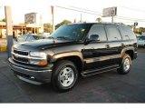2005 Black Chevrolet Tahoe LT 4x4 #20803569