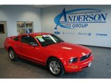 2005 Torch Red Ford Mustang V6 Premium Coupe #20806835