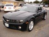 2010 Black Chevrolet Camaro LT Coupe #20797557