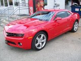 2010 Victory Red Chevrolet Camaro LT/RS Coupe #20799937