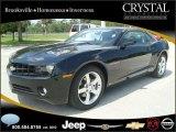 2010 Black Chevrolet Camaro LT Coupe #20874767