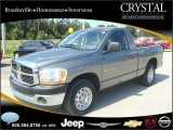 2006 Mineral Gray Metallic Dodge Ram 1500 ST Regular Cab #20874852