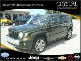 2007 Jeep Green Metallic Jeep Patriot Limited #20874826