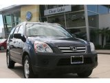 2006 Royal Blue Pearl Honda CR-V LX 4WD #20875208
