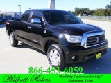 2007 Black Toyota Tundra Limited Double Cab #20914367