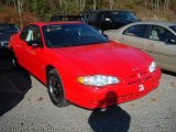 2000 Torch Red Chevrolet Monte Carlo LS #20912525