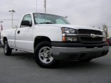 2003 Summit White Chevrolet Silverado 1500 Regular Cab #20903907