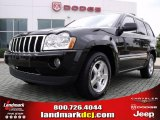 2006 Black Jeep Grand Cherokee Limited 4x4 #20911756