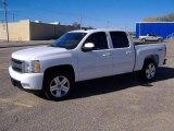 2008 Summit White Chevrolet Silverado 1500 LTZ Crew Cab 4x4 #20913421