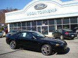 2001 Black Ford Mustang GT Coupe #20912793