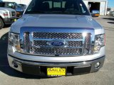 2010 Ingot Silver Metallic Ford F150 Lariat SuperCrew #20909432