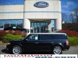 2010 Tuxedo Black Ford Flex Limited AWD #20904587