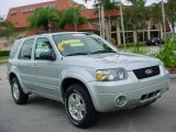 2006 Silver Metallic Ford Escape Limited #2084886