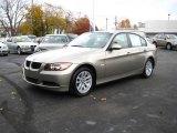 2007 Platinum Bronze Metallic BMW 3 Series 328i Sedan #20909265