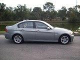 2008 Arctic Metallic BMW 3 Series 328i Sedan #20916312