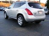 2006 Brilliant Silver Metallic Nissan Murano SL AWD #20912544