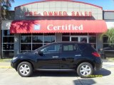 2009 Super Black Nissan Murano S AWD #20907470
