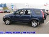 2006 Royal Blue Pearl Honda CR-V EX 4WD #20902648