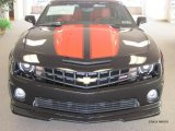2010 Black Chevrolet Camaro SS/RS Coupe #20919449