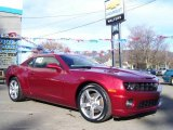 2010 Red Jewel Tintcoat Chevrolet Camaro SS Coupe #20905149