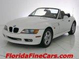 1997 BMW Z3 Alpine White