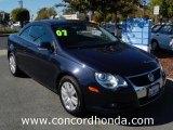 2007 Thunder Blue Metallic Volkswagen Eos 2.0T #20960184