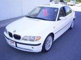2002 Alpine White BMW 3 Series 330i Sedan #21008658