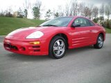 2003 Saronno Red Mitsubishi Eclipse GS Coupe #20992380