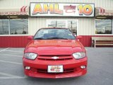 2003 Victory Red Chevrolet Cavalier LS Sport Coupe #20990391