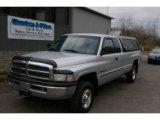 2001 Bright Silver Metallic Dodge Ram 1500 SLT Club Cab 4x4 #20999592