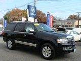 2007 Black Lincoln Navigator Ultimate 4x4 #20992148