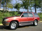 1997 Toreador Red Metallic Ford Explorer XLT 4x4 #21001983
